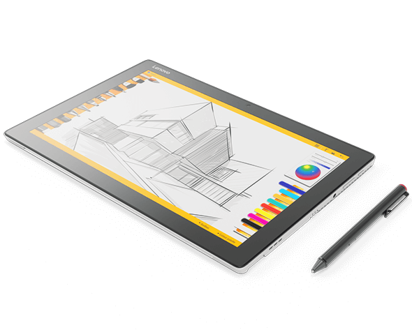 Lenovo Miix 510 - integrated Precision Touchpad with Active Pen