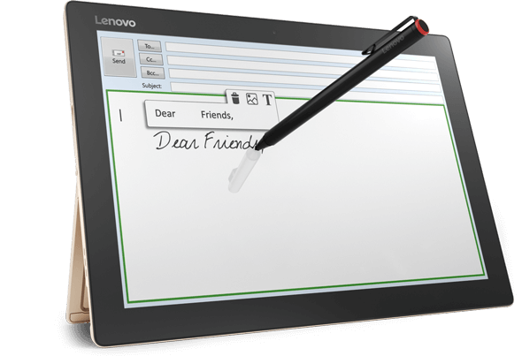 lenovo tablet ideapad miix 700 feature image pen
