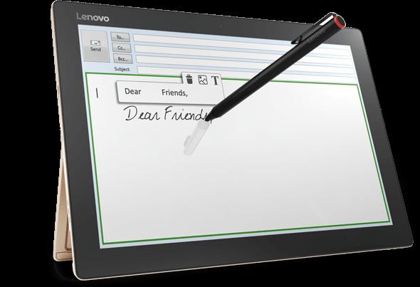 lenovo tablet ideapad miix 700 feature image pen