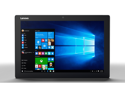 lenovo tablet miix 510 12 inch front