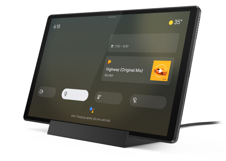 Lenovo Smart Tab M10 HD (2nd Gen) with Google Assistant