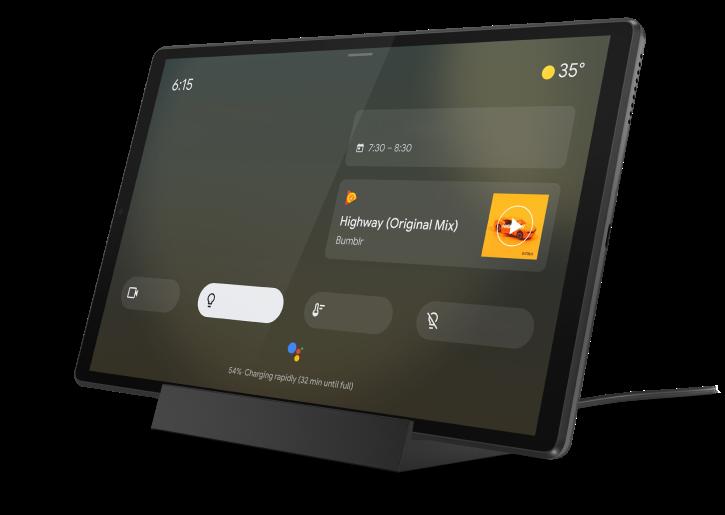 Lenovo Smart Tab M10 HD (2ème Génération) avec Google Assistant