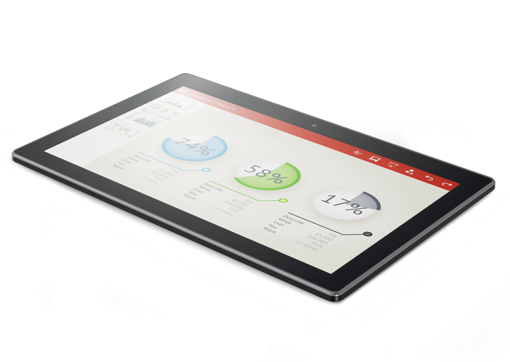 """Lenovo Tab 3 10 Business 