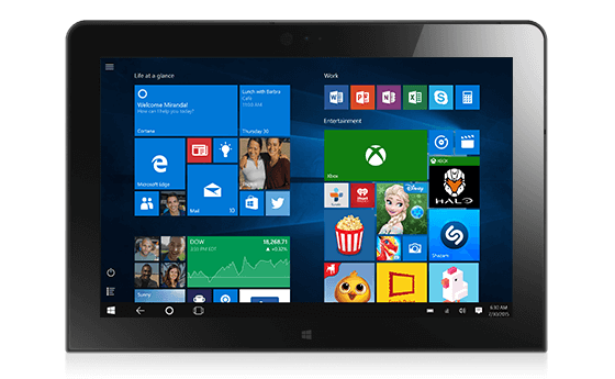 ThinkPad 10 Business-Ready Multimode Tablet | Lenovo UK