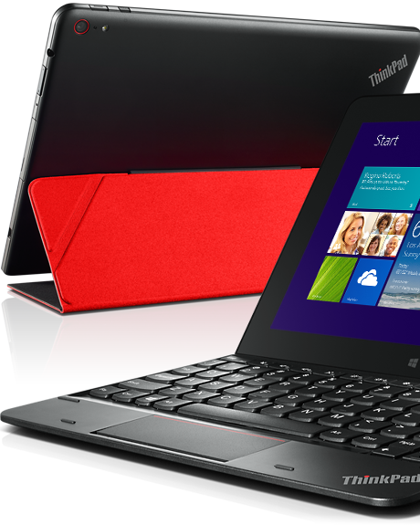 ThinkPad 10 - Business-Ready Multimode Tablet