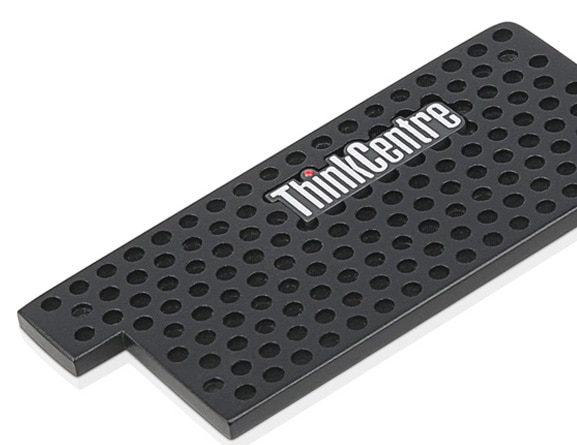 Optional dust shield for ThinkCentre M910x Tiny.
