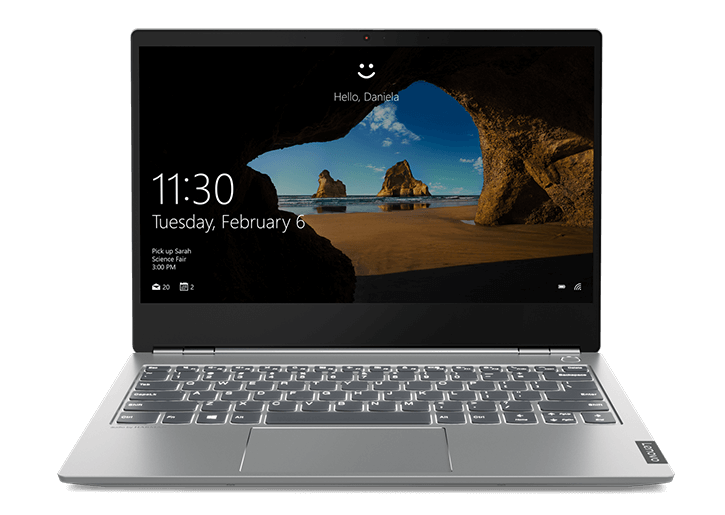 "Lenovo ThinkBook 13s 13.3"" FHD Laptop (Quad i7-8565U / 8GB / 512GB SSD)"