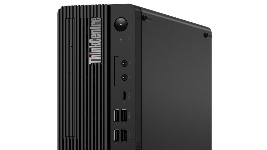 Image of Lenovo ThinkCentre M80s Desktop - Intel Core i5-10400 Processor - Integrated Graphics - Windows 10 Pro 64