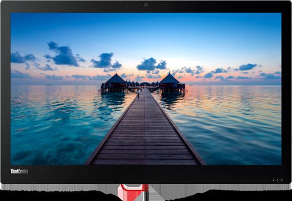 ThinkCentre X1 are de fiecare dată un ecran vibrant și clar