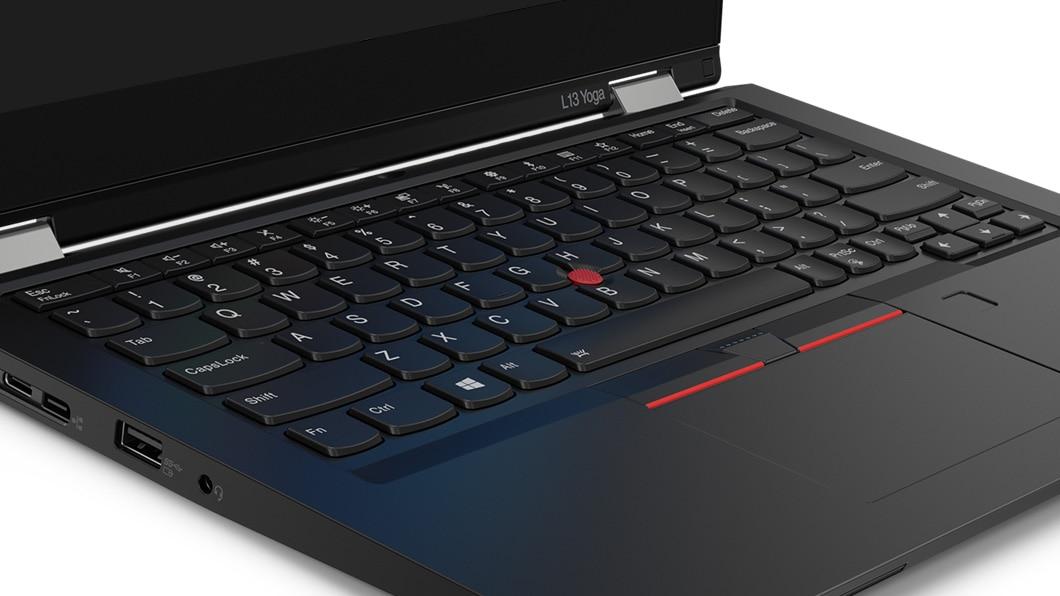 "ThinkPad L13 Yoga  13.3"" powerful business 2-in-1 laptop   Lenovo Israel"