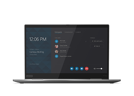 ThinkPad X1 Yoga de 4e génération