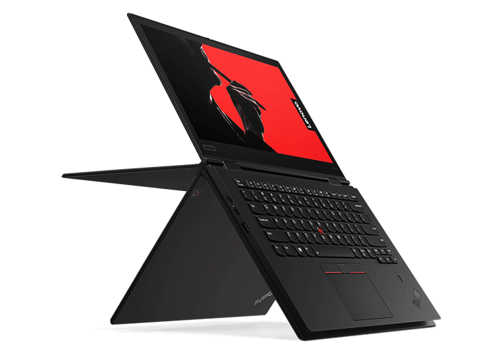 ThinkPad X1 Yoga 3° Gen - Black