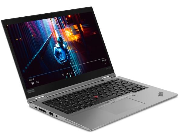 Lenovo ThinkPad X390 Yoga Front Angle