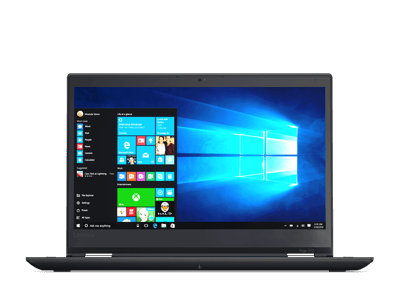 lenovo thinkpad yoga 370 front