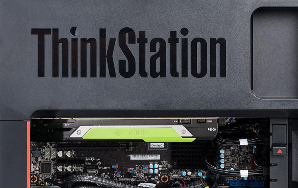 ThinkStation P Series Workstations   Powerful, Elegant