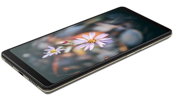 Lenovo V7 Phablet Flower Screenshot