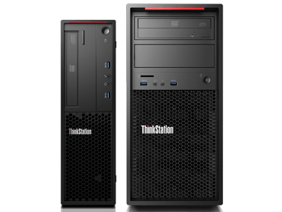 thinkStation workstations