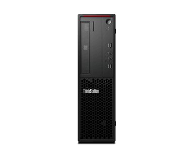 lenovo workstation thinkstation p310 sff front