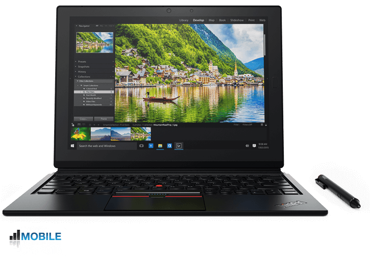 ThinkPad X1 Tablet 2'si 1 arada PC