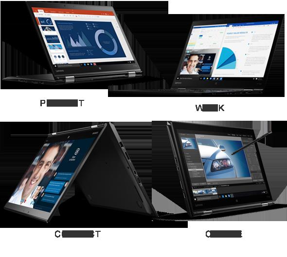 ThinkPad X1 Yoga Works the Way You Do