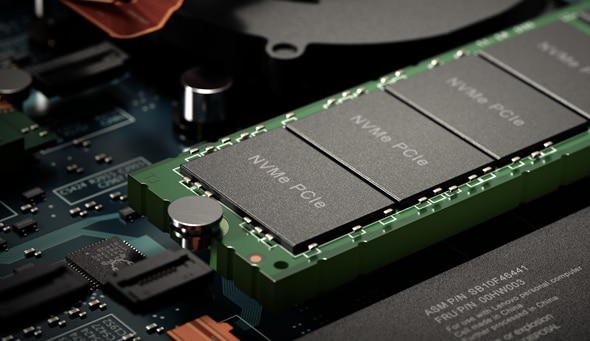 Ultrafast PCIe Storage Options Available