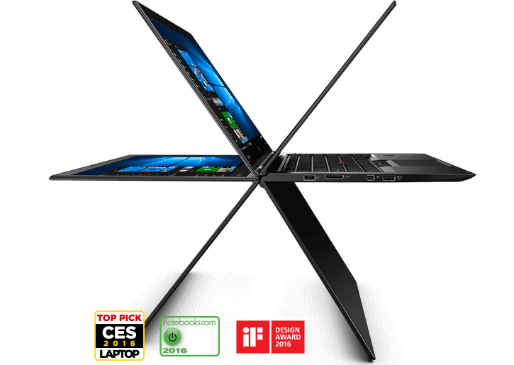 ThinkPad X1 Yoga 2-in-1 Convertible Laptop