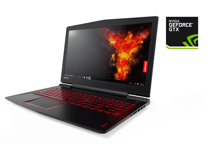 Lenovo Legion Y730 17-inch gaming laptop
