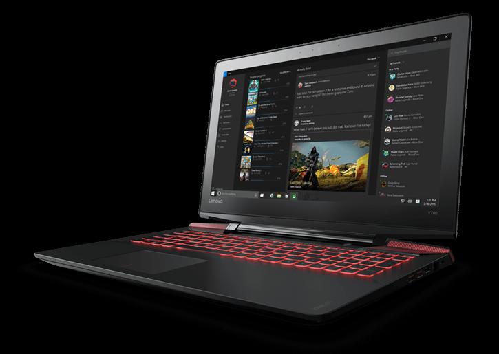 ideapad Y700 (17) Laptop
