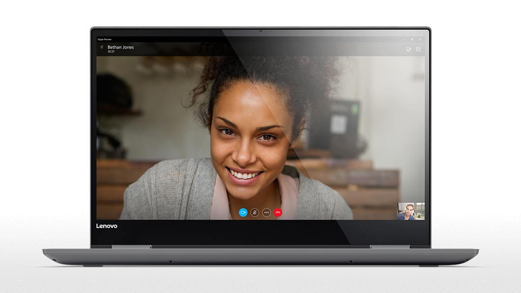 Yoga 720 15 display