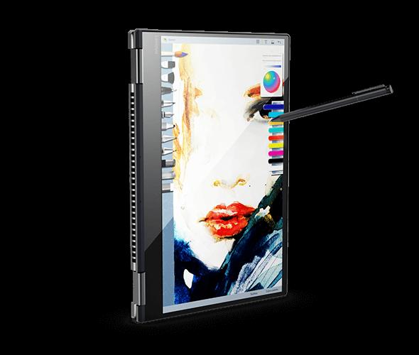 Lenovo Yoga 720 (15) and Lenovo Active Pen