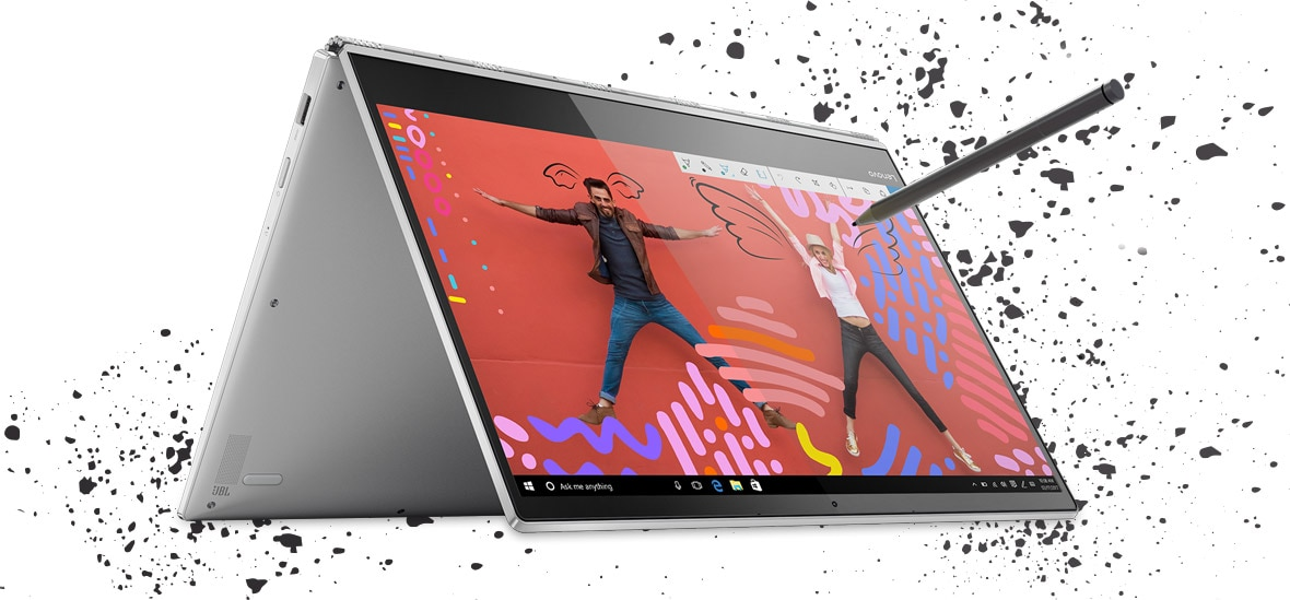 Star Wars Special Edition Yoga 920 with stylus
