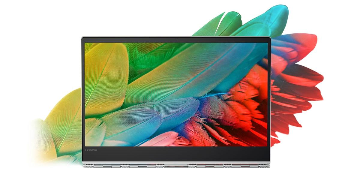 Lenovo Star Wars Special Edition Yoga 920 display