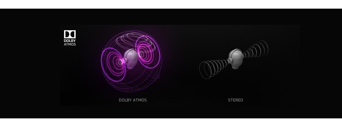 Lenovo Star Wars Special Edition Yoga 920 Dolby Atmos logo
