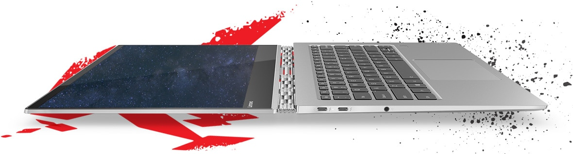 Star Wars Special Edition Yoga 920, side view