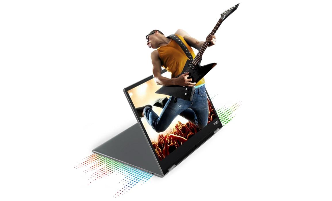 """Képtalálat a következőre: """"Lenovo 12,2'' Yoga Book ZA1Y0041HU game"""""""