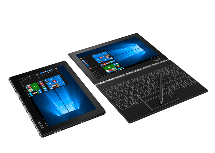 Yoga Book con Windows