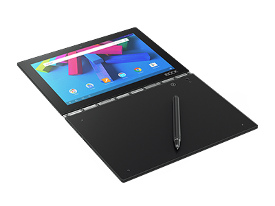 Yoga Book | Android Productivity 2-in-1 Tablet | Lenovo Canada