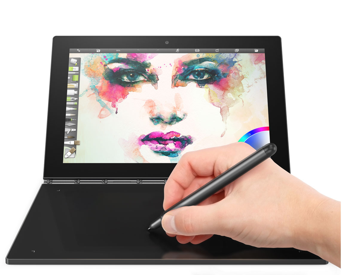 Lenovo Yoga Book Real Pen