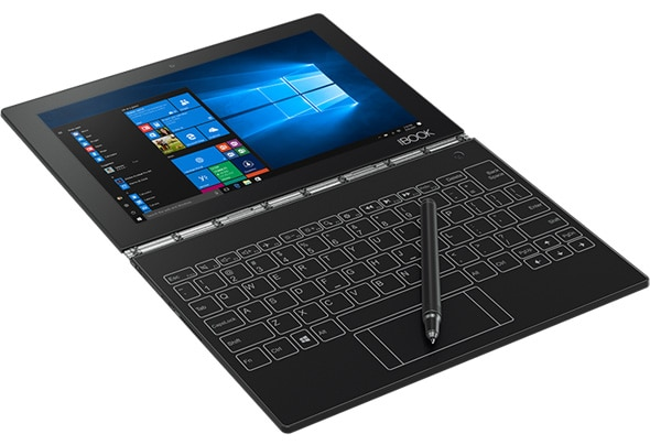 Lenovo Yoga Book Windows Power