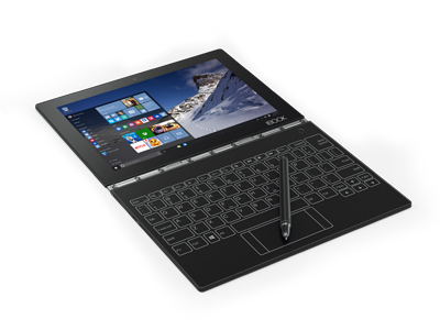 Yoga Book - Windows