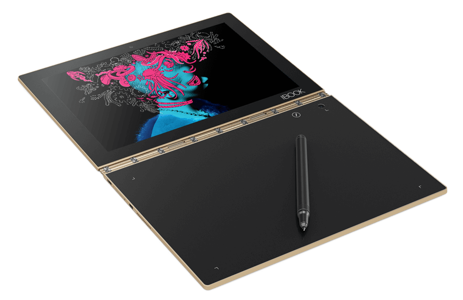 Lenov Yoga Book