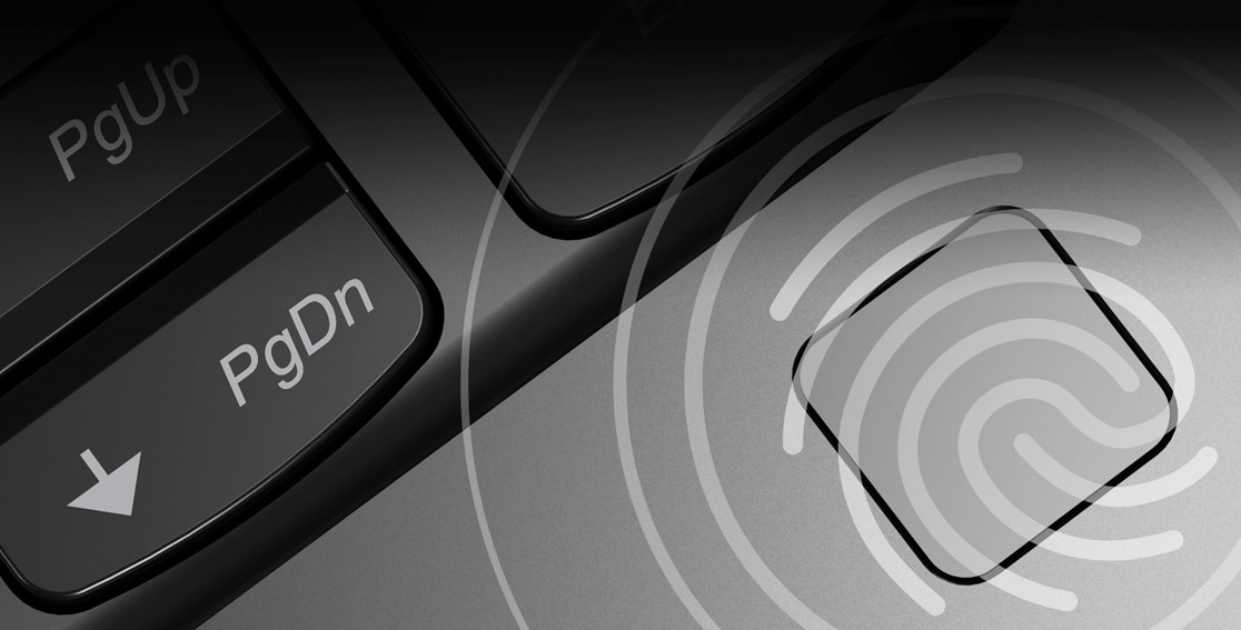 Lenovo Yoga C940 14 Integrated Fingerprint Reader