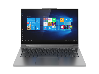 Yoga C940 14 Front View