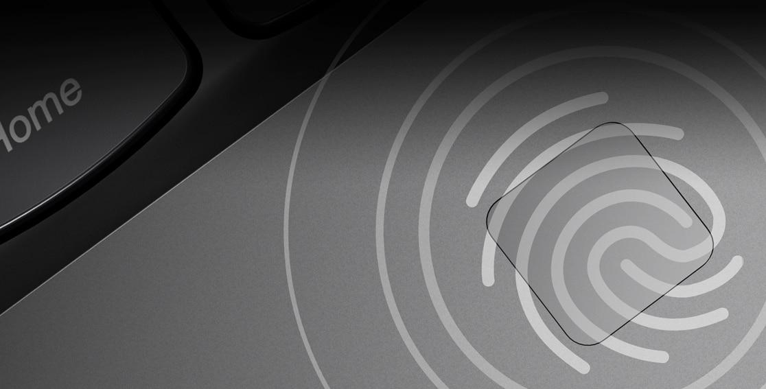 Lenovo Yoga C940 15  Integrated Fingerprint Reader