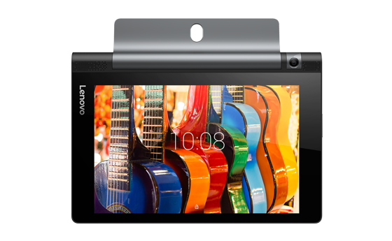 Yoga Tab 3 8'' - Slate Black