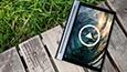 Vue du dessus du Lenovo Yoga Tab 3 Pro, miniature