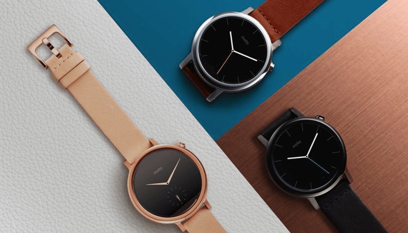 Moto 360 Sport Lenovo Deutschland Motorola Smart Watch Black Leather Moto360 Feature1