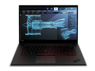 ThinkPad P1 (2e gén.) </br> <span style='text-align: center;color: #ff8500;font-size: 70%; line-height: 31px;'>  512GB SSD</span>