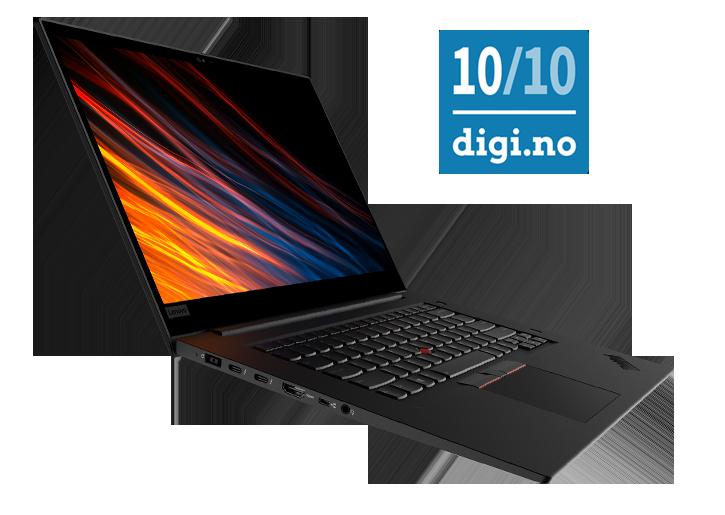 TEST: Lenovo Thinkpad P1 Gen 2 Digi.no