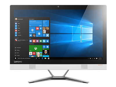 series ideacentre aio 300 touch white